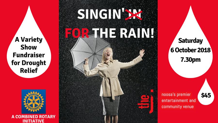 Singing Infor The Rain