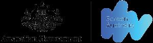 1.screen Australia Logo Blue Rgb Trans