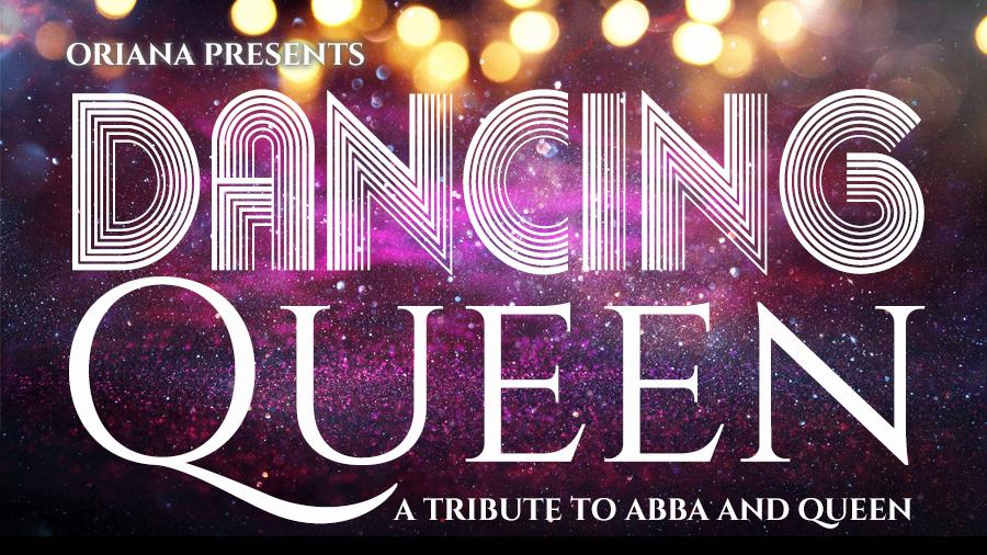 Oriana Dancing Queen Logo