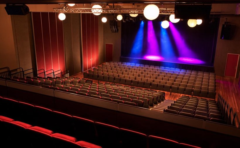 The J Theatre From Mezz Face Book Image 2020