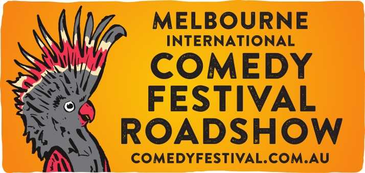 Melbourne Comedy Festival Road Show